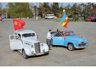 Автопробег «Дорогами нашей Победы»
