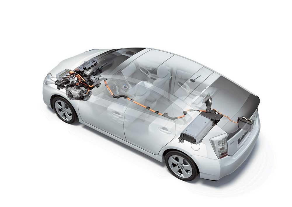 Десять самых экономичных гибридных и электрических автомобилей