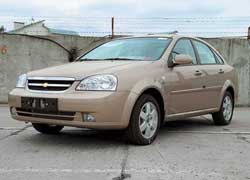 Chevrolet Lacetti с 2004 г. в.