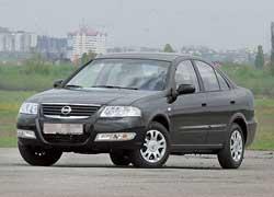 Nissan Almera Classic c 2006 г. в.