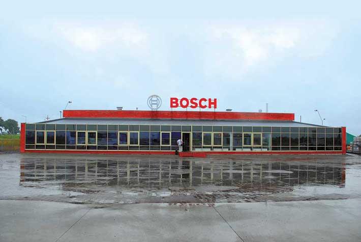 Завод по восстановлению стартеров в городе Краковце