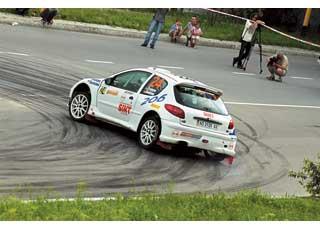 Асфальт, Peugeot 206, Вадим Трутнев– сочетание, приносившее зрителям настоящее удовольствие.