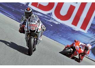 MotoGP, США 25 июля