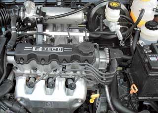 Для Lanos с АКП силовой агрегат позаимствован у Chevrolet Aveo. Поэтому в моторном отсеке – знакомый 1,5-литровый двигатель.