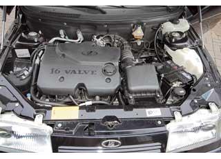 На Bogdan 2111 двигатель «родной», причем с данной АКП может агрегатироваться как восьми-, так и шестнадцатиклапанный.