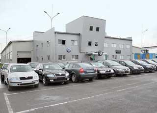 Завод «Еврокар»