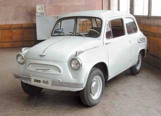 Запорожец-965