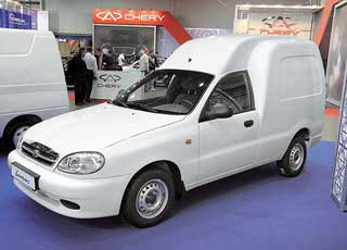 Ланос-фургон