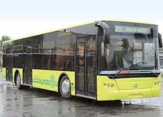 Троллейбус ElectroLAZ (Е183)