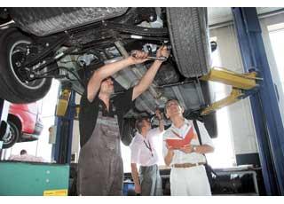 СТО Bosch Car Service «Автолайф Центр»
