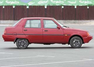 Кузов «Славуты» не отличается хорошей коррозионной стойкостью. При покупке нового автомобиля дилеры советуют обязательно провести дополнительную антикоррозионную обработку.