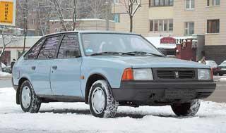 АЗЛК 2141 «Москвич» 1986–2002 г. в.