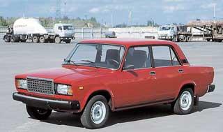 ВАЗ-2107 с 1982 г.
