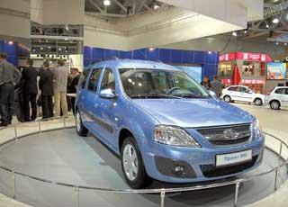 Проект R90 – это первая модель автомобиля Lada, построенного на платформе Renault Logan, которая станет родоначальницей целого семейства машин нового поколения. Серийное производство планируется наладить в 2012 году.