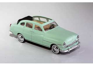 Ford Vedette Decouvrable (1948–1954)
