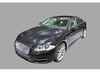 Jaguar XJ Sentine
