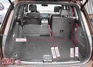 Общий объем багажника легко довести с минимальных 520литров (приустановленном исдвинутом максимально назад втором ряде) до 1642литров (присложенных спинках). Эти показатели лучше, чем у предшественника.