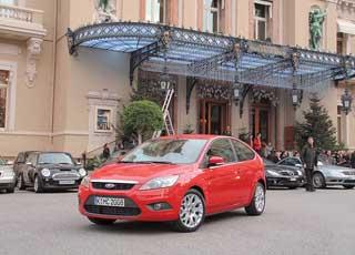 Ford Focus. Рестайлинг модели