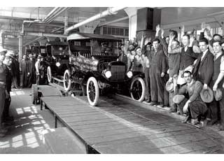 Старый завод компании Ford в пригороде Детройта – Хайленд Парке, где в начале ХХ века собирали легендарные автомобили Model T, получит новую жизнь.