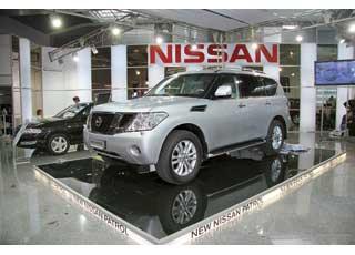 Nissan – Patrol