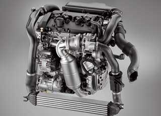 В моторе для Cooper S – непосредственный впрыск бензина итурбокомпрессор с двойной «улиткой».