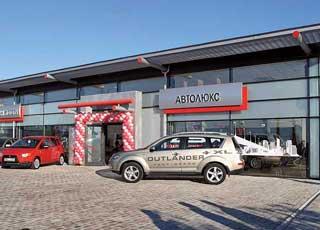 В начале сентября компания «Авто-Люкс» открыла в Севастополе концептуальный дилерский центр Mitsubishi.