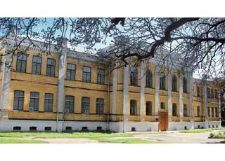 Исторический музей им. Тарновского сейчас не в лучшем состоянии.