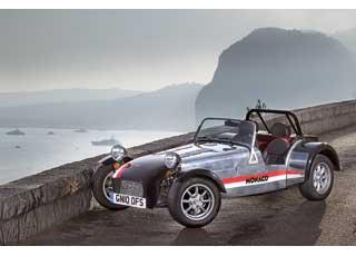 Британский производитель спортивных автомобилей Caterham представил специальную модификацию Roadsport 125 Monaco.