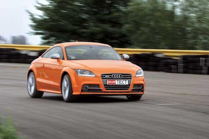 Audi ТТS