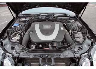 Бензиновые агрегаты V6 более надежны, чем 4-цилиндровые, расходуют меньше топлива, чем V8, имогут пробежать около 500 тыс. км.