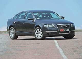Audi A6 c 2004 г.