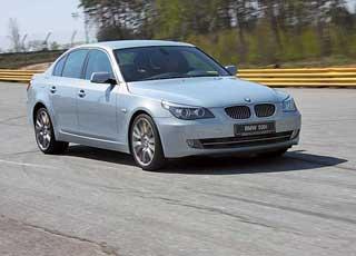 BMW 5 Series (E60) 2003–2010 г. в.