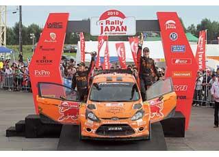 Японская победа Яри Kетомаа вклассе S-WRC стала третьей вэтом сезоне исерьезно увеличила его шансы на победу в чемпионате.