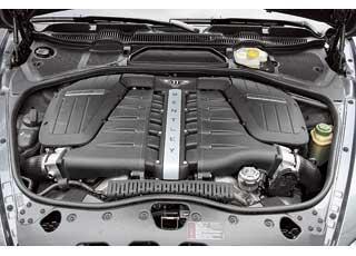 Двигатель Continental Supersports обладает недюжинной силой, или вас не впечатляют 630 л. с. и 800 Нм? При этом мотор способен работать не только на 95-м бензине, но и на этаноле Е85.