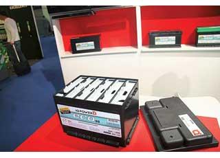 Крышка аккумулятора iQ Power ECO оснащена лабиринтом, cпособствующим перемешиванию электролита в движении, что продлевает срок службы батареи и сокращает выбросы СО2.