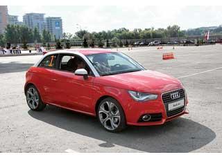 Новый хэтчбек Audi A1 будет представлен в Украине в рамках фирменного Urban Racer Show, которое продлится до середины октября.