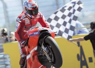 MotoGP, Испания, 18 сентября