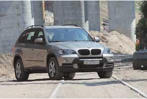 BMW X5 (Е70)