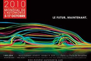 Paris Motor Show 2010
