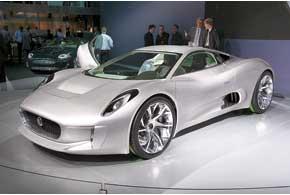 Jaguar С-Х75