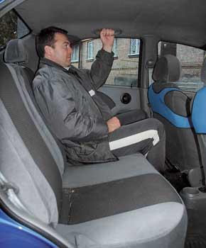 Chevrolet Aveo (Т200)