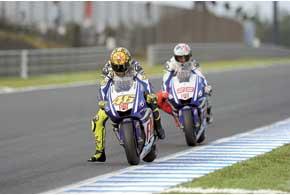 MotoGP, Малайзия 10 октября