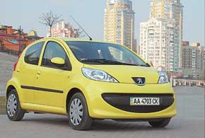 Peugeot 107 1.0 АКП
