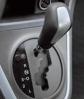 Трансмиссия для Splash предложена только одна – 4-ступенчатый «автомат».