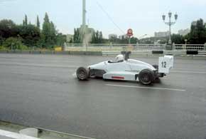 Сложность условий подтвердил второй заезд формул, где финишировал лишь один Сергей Малик, ставший победителем этапа.