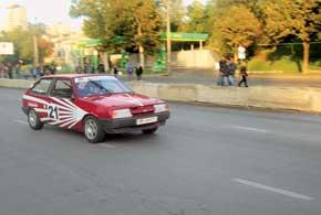 Кольцевые гонки, Украина 16-17 октября