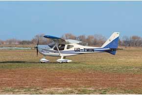 Самолет K-10 Swift