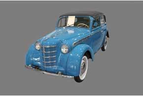 «Москвич-401-420А» (1949–1952)