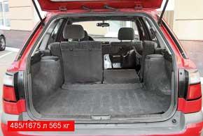 Mazda 626 (GF)Wagon