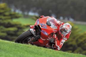 MotoGP, Австралия 17 октября